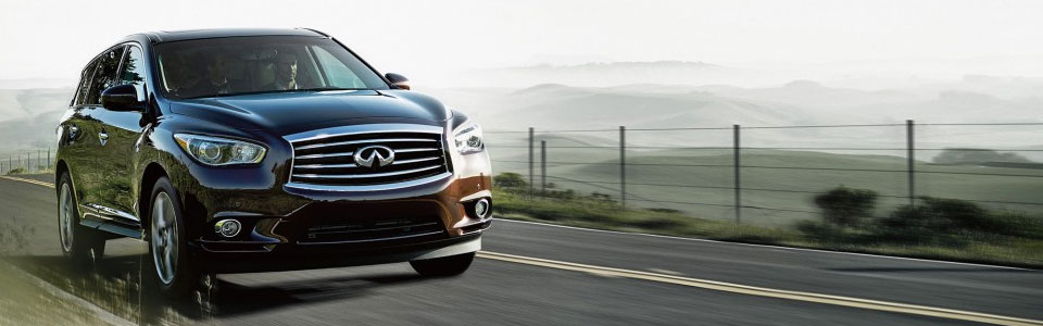 2016 Infinity QX60 safety main image