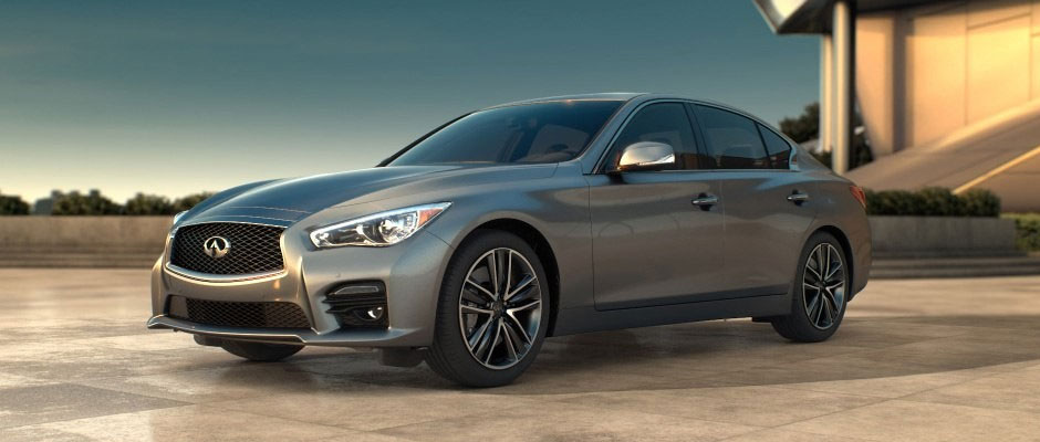 Q50 Hybrid Appearance image